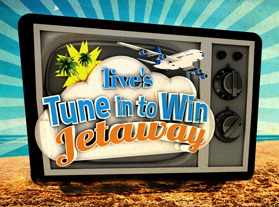Tune In To Win Jetaway Sweepstakes