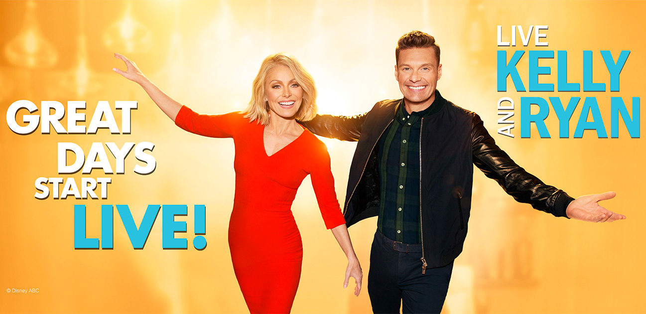Ryan Seacrest | LIVE with Kelly and Ryan